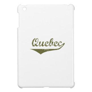 Quebec iPad Mini Cover