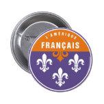 Quebec, La Belle Province Pinback Buttons