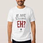 Quebec Motto T-Shirt