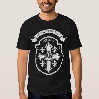 Quebec Nouvelle-Francia Camisas