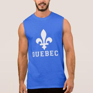 Quebec Playeras Sin Mangas