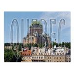 Quebec Post Card