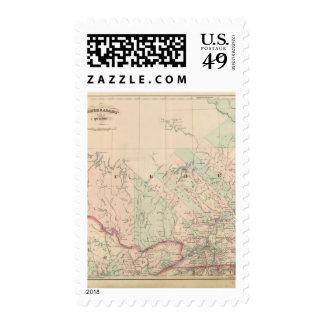 Quebec Postage Stamps