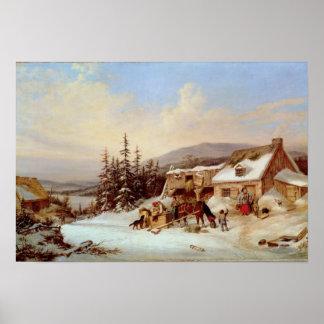 Quebec Póster