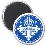 Québec Refrigerator Magnet