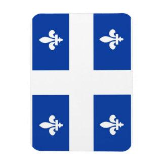 quebec region canada country flag magnet