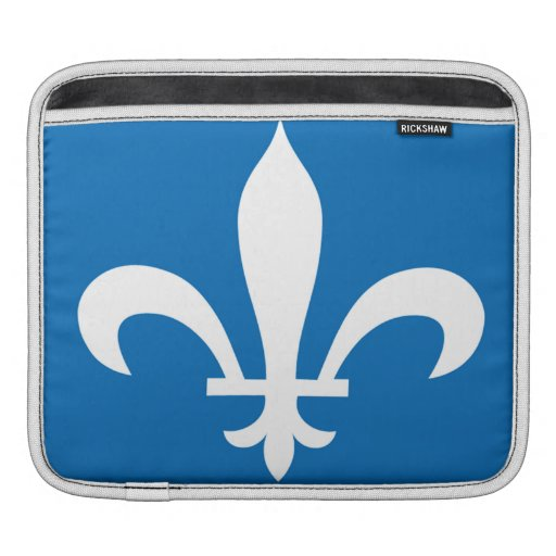 QUEBEC SLEEVE FOR iPads