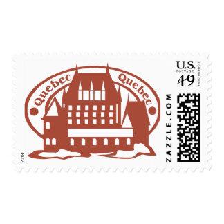 Quebec Stamp