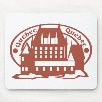 Quebec Stamp Mouse Pad