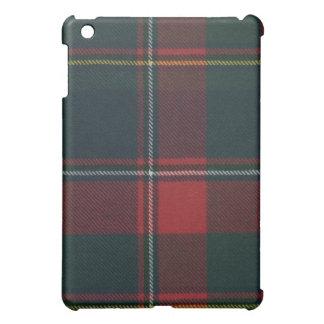 Quebec Tartan iPad Case