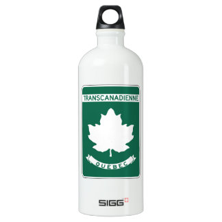 Quebec, Trans-Canada Highway Sign SIGG Traveler 1.0L Water Bottle