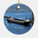 Quebecois Duluth ornament