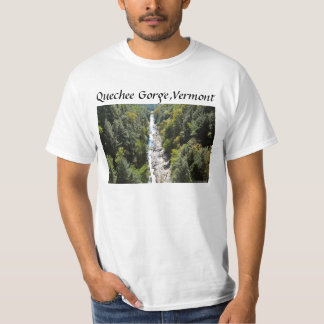 Quechee Gorge,Vermont - T-Shirt