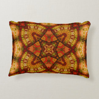Quechua Mandala Taquina Pillow Accent Pillow