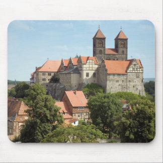 Quedlinburg Castle Mouse Pad