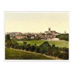 Quedlinburg, Hartz, Germany rare Photochrom Post Cards