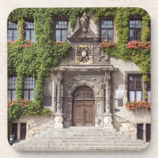 Quedlinburg Town Hall Drink Coaster