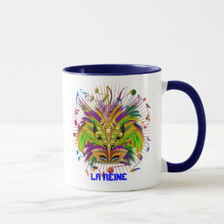 Queen 1 and 3 mug
