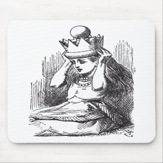 Queen Alice Mouse Pads