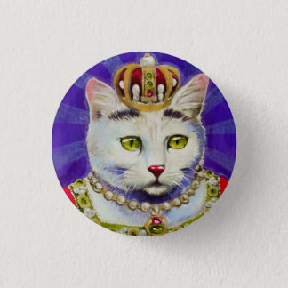 Queen Alice of Felonium Pinback Button