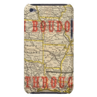 Queen and Crescent Route 2 Barely There iPod Cover
