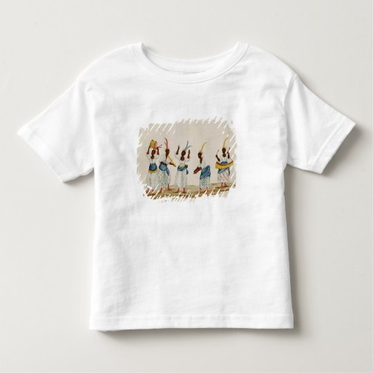 Queen and her Suite Toddler T-shirt