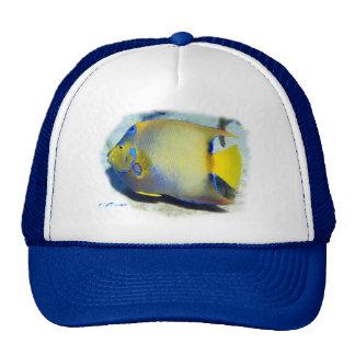 Queen Angelfish Trucker Hat