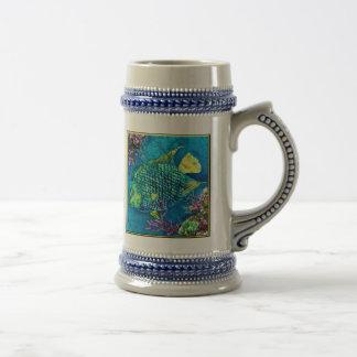 Queen Angelfish Mug