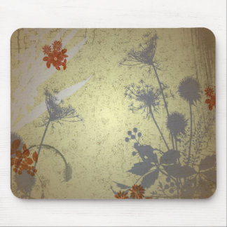 Queen Ann Lace Mouse Pad