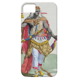 Queen Anna Nzinga (1583-1663), from 'Receuil des E iPhone SE/5/5s Case