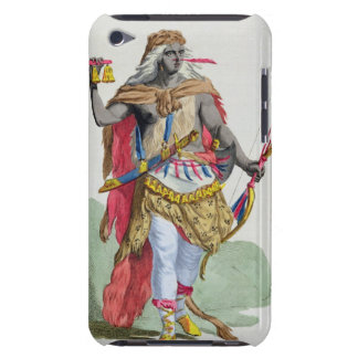 Queen Anna Nzinga (1583-1663), from 'Receuil des E iPod Touch Case-Mate Case
