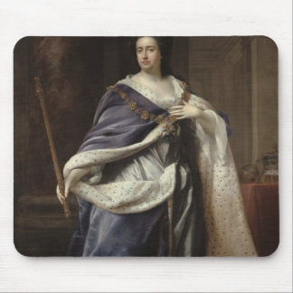 Queen Anne, 1703 Mousepad