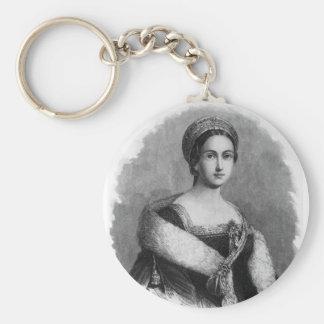Queen Anne Boleyn Key Chain