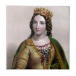 Queen Anne Neville Ceramic Tile