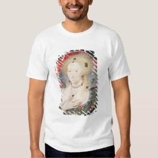 Queen Anne of Denmark, miniature T-Shirt