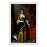 Queen Anne of Great Britain and Ireland Posters