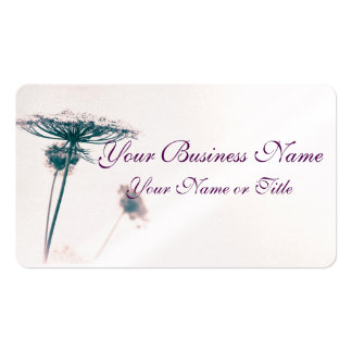 Queen Anne's Lace  Business Cards
