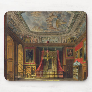 Queen Anne's Bed, Windsor Castle, from 'Royal Resi Mouse Pad