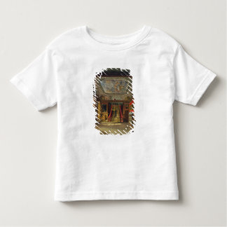 Queen Anne's Bed, Windsor Castle, from 'Royal Resi Toddler T-shirt