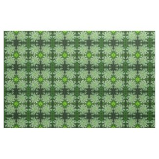 Queen Annes Lace Abstract Fabric