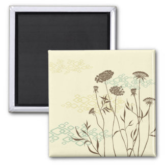 Queen Anne's Lace Any Occasion Custom Magnet