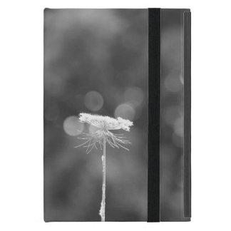 Queen Anne's Lace B&W Case For iPad Mini