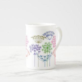 Queen Anne's Lace Bone China Mug