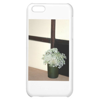Queen Anne's Lace Case For iPhone 5C