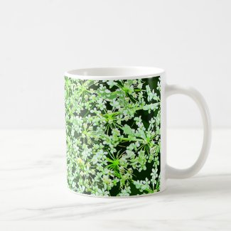 Queen Annes Lace Coffee Mug