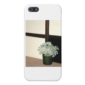 Queen Anne's Lace Cover For iPhone 5