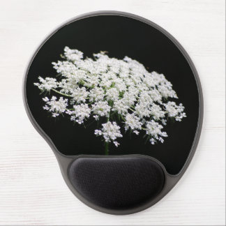 Queen Anne's Lace Gel Mouse Pad