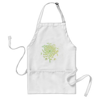 Queen Anne's Lace Gifts and Favors Adult Apron