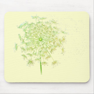 Queen Anne's Lace Gifts and Favors Mouse Pad