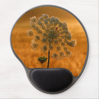 Queen Anne's Lace Greeting The Sun Gel Mouse Pad